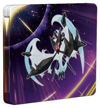 Pokémon Ultra Luna Steelbook 3DS