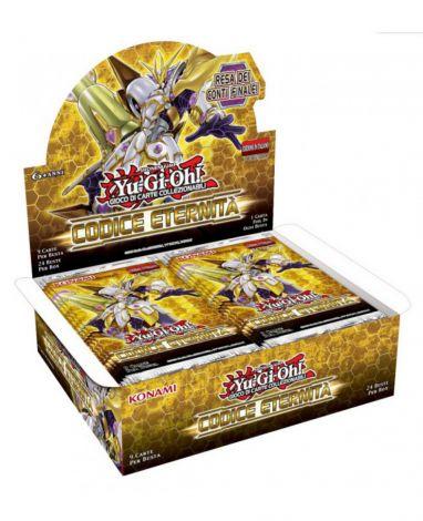 Yu-Gi-Oh! Codice Eternità 1°Edizione (Box 24 Buste)