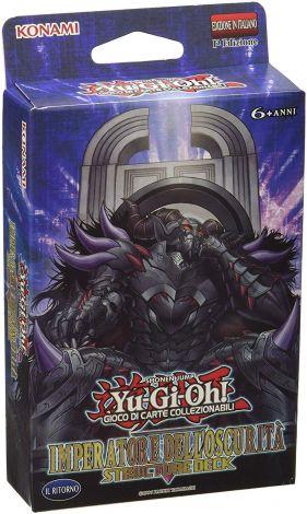 Yu-Gi-Oh! Structure Deck Imperatore dell'Oscurità 1°Edizione