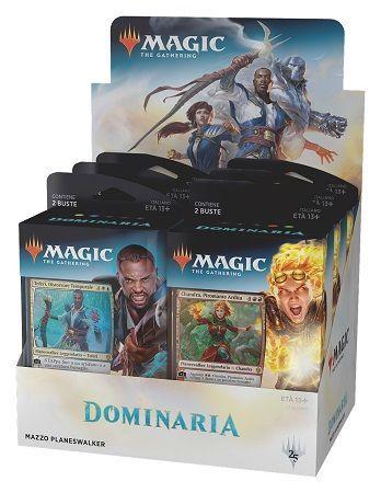 Magic The Gathering Dominaria Mazzo Planeswalker