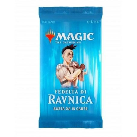 Magic The Gathering Fedeltà di Ravnica (Busta 15 Carte)
