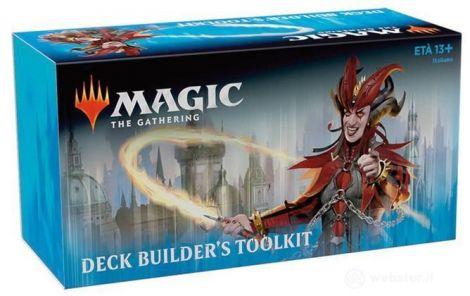 Magic The Gathering Fedeltà di Ravnica Deck Builder's Toolkit