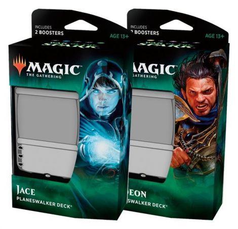 Magic The Gathering La Guerra della Scintilla Mazzo Planeswalker