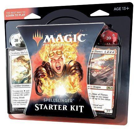 Magic The Gathering Spellslinger Starter Kit Core Set 2020 Italiano