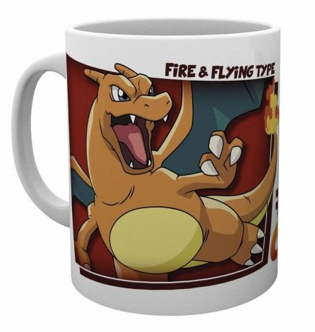 Tazza Pokémon Charizard