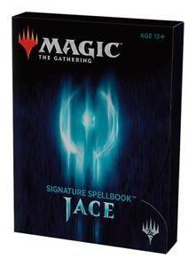 Magic The Gathering Signature Spellbook Jace Inglese