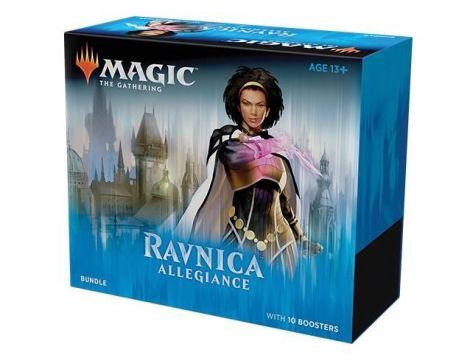 Magic The Gathering Fedeltà di Ravnica Bundle Pack Inglese