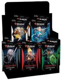 Magic The Gathering Set Base 2020 Theme Booster Inglese