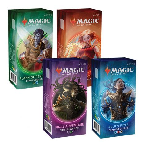 Magic The Gathering Challenger Deck 2020 Inglese