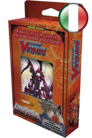 Cardfight!! Vanguard TD02 Sovrano Draconico (Kagero)