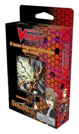 Cardfight!! Vanguard TD06 Eco del Drago Tuono (Narukami)
