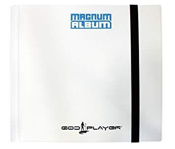Magnum Album 480 Bianco