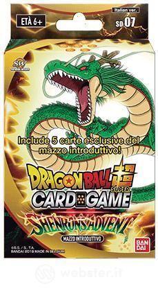Dragon Ball Super Card Game SD Starter Deck 07 Shenron's Advent IT