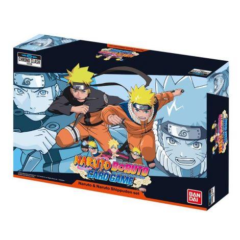 Naruto Boruto Card Game NB-01 Naruto & Shippuden