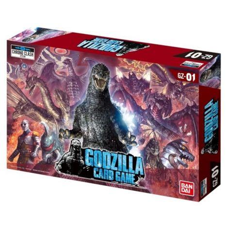 Godzilla Card Game GZ-01