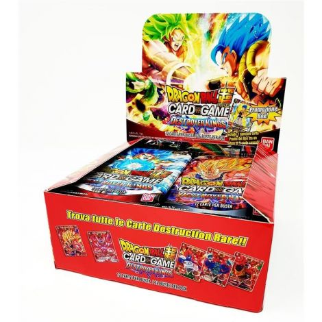 Dragon Ball Super Card Game B06 Destroyer Kings (Box 24 Buste)
