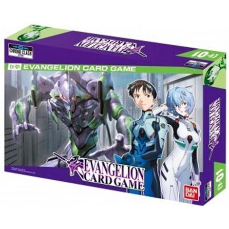 Evangelion Card Game EV-01 Shinji Ikari & Rei Ayanami Set
