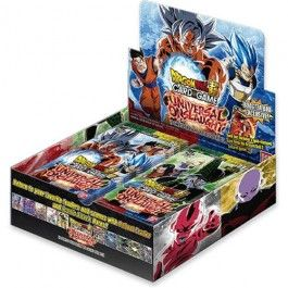 Dragon Ball Super Card Game B09 Universal Onslaught IT (Box 24 Buste)