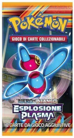 Pokémon Nero & Bianco Esplosione Plasma (Busta 10 Carte)