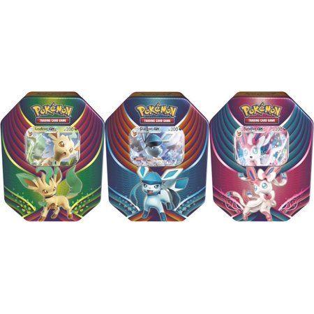 Pokémon Tin da Collezione Autunno 2018