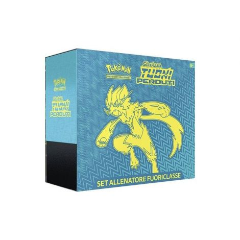 Pokémon Sole&Luna Tuoni Perduti Set Allenatore Fuoriclasse