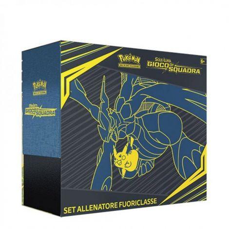 Pokémon Sole&Luna Gioco di Squadra Set Allenatore Fuoriclasse