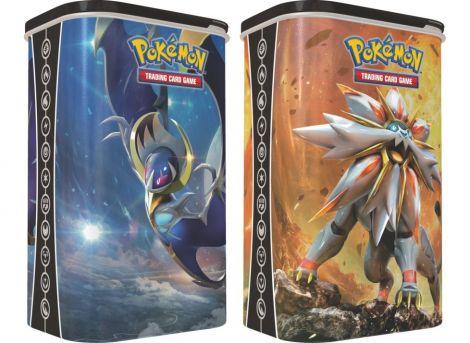 Pokémon Elite Deck Shield Lunala/Solgaleo Inglese