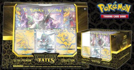 Hidden Fates ENG - Ultra Premium Collection
