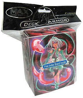 Max Protection Deck Armor Ragazza Verde