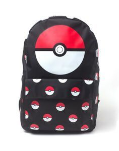 Pokémon Backpack Pokéball AOP