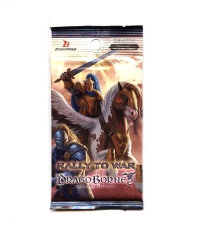 Dragoborne DB-BT01 Booster Vol.1 - Rally to War (8 Carte per Busta)