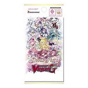Cardfight!! Vanguard G VGE-G-CB07 Divas'Festa (Busta 7 Carte)