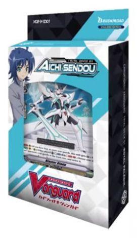 Cardfight!! Vanguard VGE-V-TD01 Aichi Sendou (Royal Paladin)
