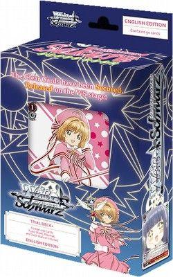 Weiß Schwarz Trial Deck Card Captor Sakura Clear Card