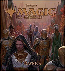 Magic: The Gathering - The Art of Magic - Ravnica
