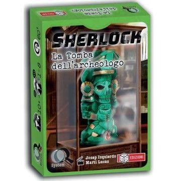 Sherlock - La Tomba dell'Archeologo